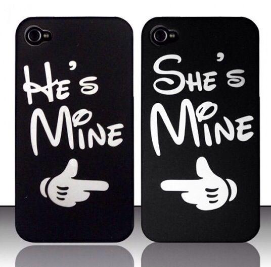 Regala cosas divertidas y especiales como esta funda de iPhone para tu pareja.