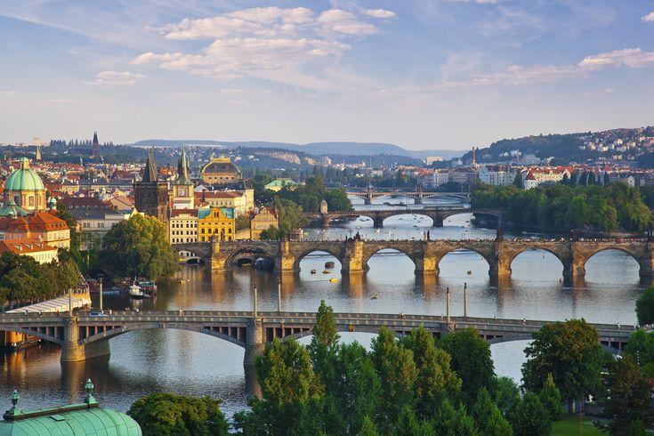 Fact: Prague is the most beautiful city on the planet. | 27 Pictures That Prove The Czech Republic Will Be The Most Beautiful Place You Ever Visit