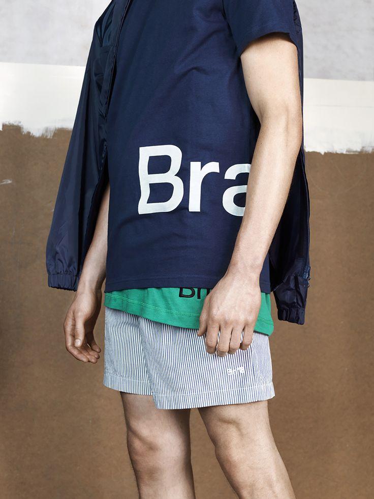 BRAND8 SS15 lookbook Photo: Sacha Maric, Styling: Sebastian Machado, Grooming: Ayoe Nissen, Model: Andreas Lindquist, Elite Model Management. www.BRAND8.dk