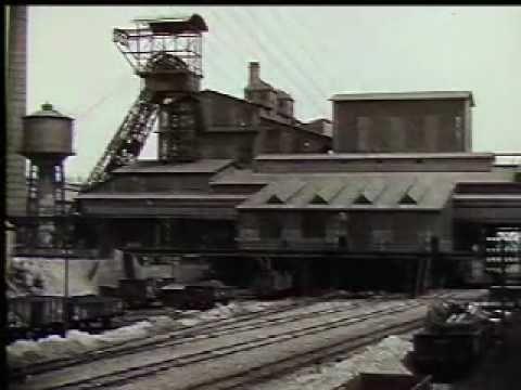 Steenkolenmijnen in Limburg (1919)