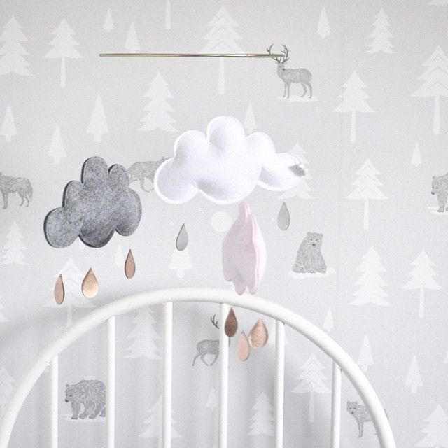 Well my sneak peek last night obviously deemed a bit obvious as you guys have been taking over my inbox with your gorgeous emails. So for those who missed it, or weren't sure; these stunning cloud mobiles are coming to GF HQ! Straight from Denmark, there are simply beautiful in any little ones space! You can order yours at www.growingfootprints.com.au > Coming Soon Beautiful image by @ihove #cloudmobile #danishdesign #kongessløjd #kidsdecor #nurserydecor #wallhanging #growingfootprints