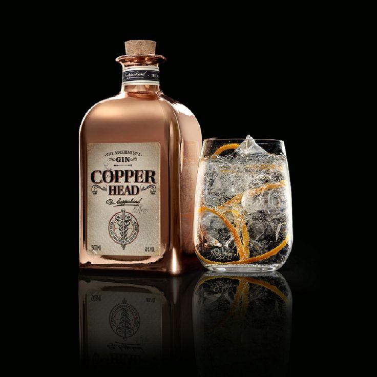 Copperhead - The alchemist gin