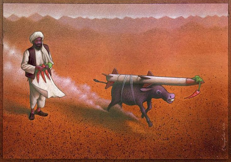 Le ciniche illustrazioni di Pawel Kuczynski - Focus.it
