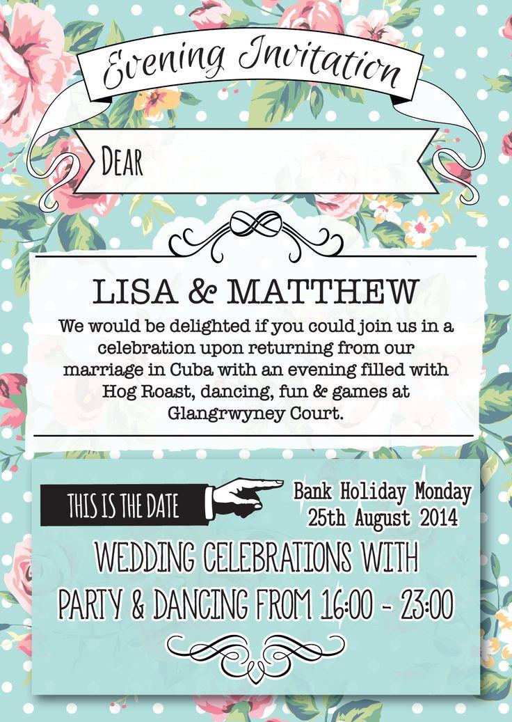 8 best Vintage Wedding Invitations Bella Collection images on ...