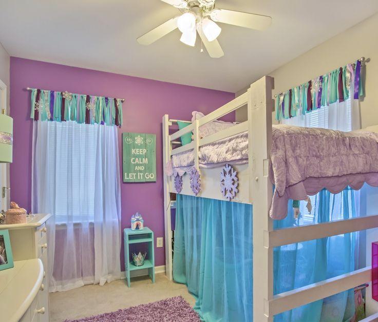 elsa frozen room in 2020  room ideas bedroom frozen room