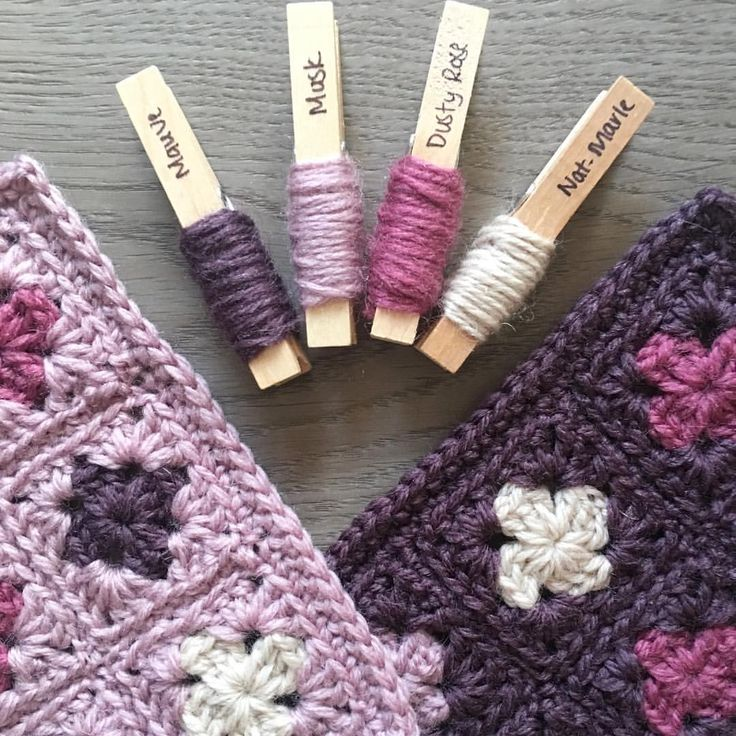 """My absolute favourite colour combination!! So pretty 😍 #aydamade #aydamadecrochet"""""""