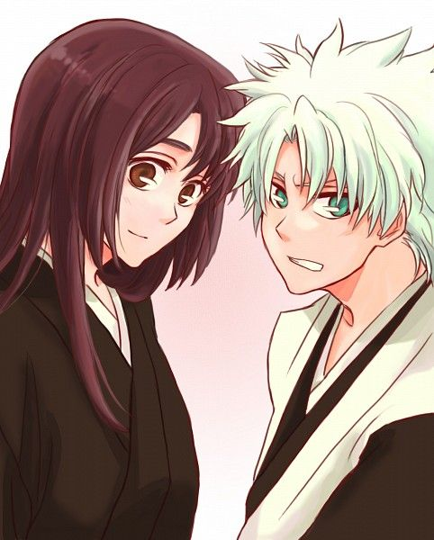 114 Best Bleach Hitsugaya Hinamori Images On Pinterest