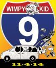 Diary of a Wimpy Kid Book 9- I want this once it comes out!!! <3