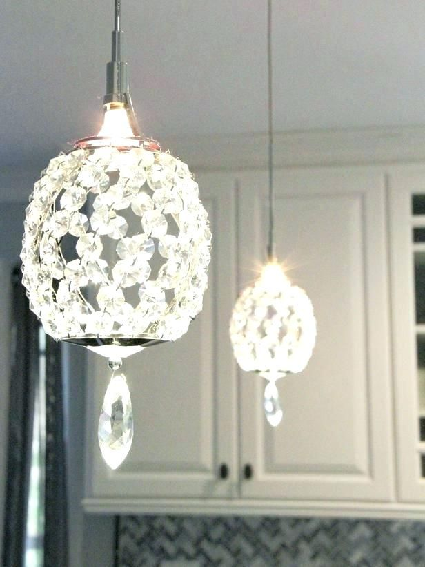 Pendant Lighting Kitchen Island Crystal Pendant Lighting For