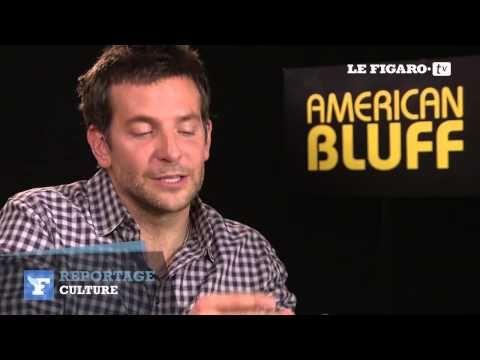 """""""American Bluff"""" : Bradley Cooper s'amuse de sa transformation physique"""