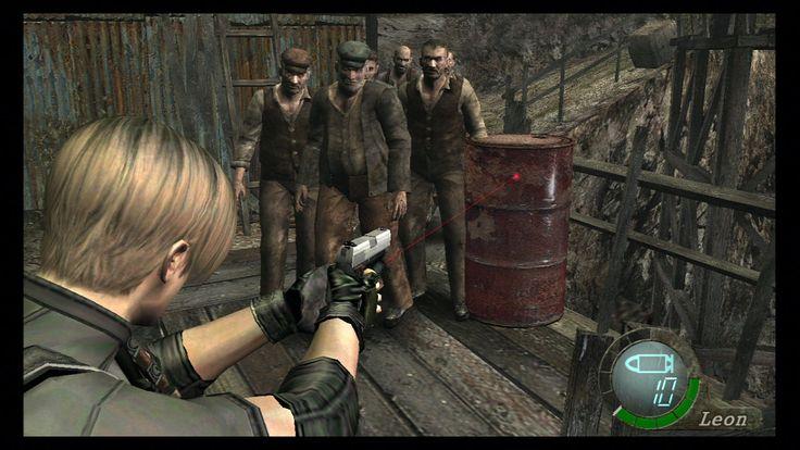 Resident Evil 4   Resident Evil 4 ps2 1 300x168 Resident Evil 4 [Español] [NTSC] [PS2]