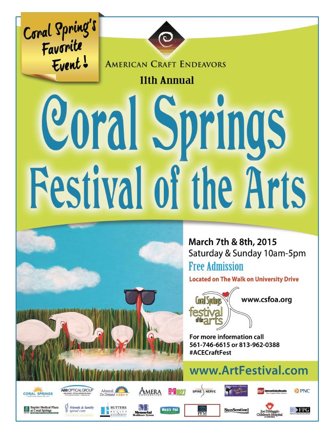 Coral Springs Art And Craft Festival