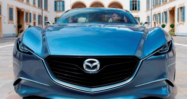Concept to Reality – 2010 Mazda Shinari to 2013 Mazda6