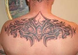 Image result for upper back tattoos for guys
