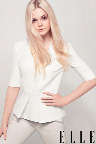 i love elle fanning for the first time i look her in Gogirl Magz <3 she is so adorable.. i like her name .. idk