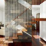 Desain Tangga Rumah Minimalis Bergaya Modern