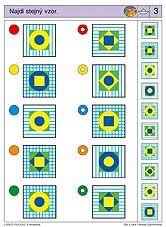 LOGICO PICCOLO   Skládej a porovnávej   Didaktické pomůcky a hračky - AMOSEK