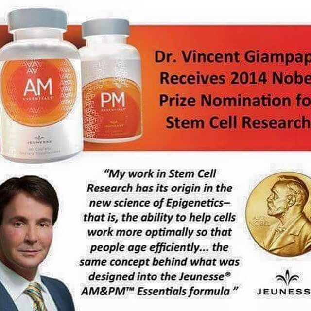 Absolutely LOVE how great I feel since I started taking these amazing vitamins! They have over 74 vitamins contained all in one and help give me more energy, healthier hair, stronger nails, better focus, a more peaceful sleep at night and much more! This product was even nominated for a Nobel Prize! #health #happiness #energy #Jeunesse