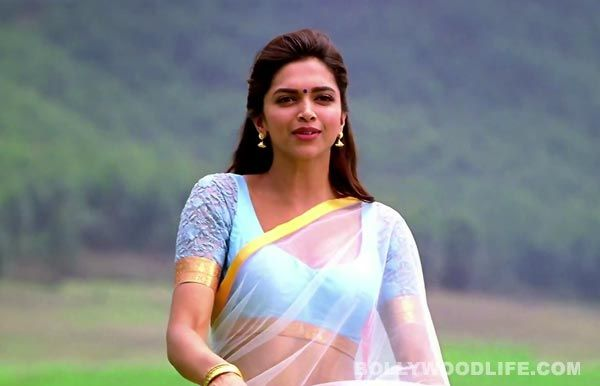 chennai express deepika saree - Google Search