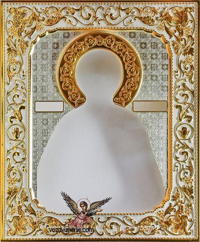 Универсальный оклад для икон из серебра и меди