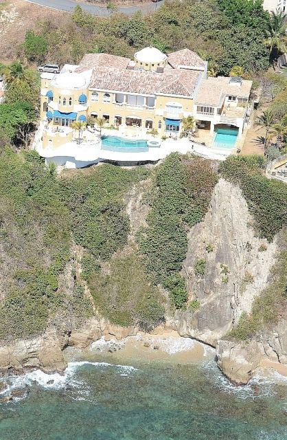 10 images about beautiful houses puerto rico on pinterest - Casa del mar las palmas ...