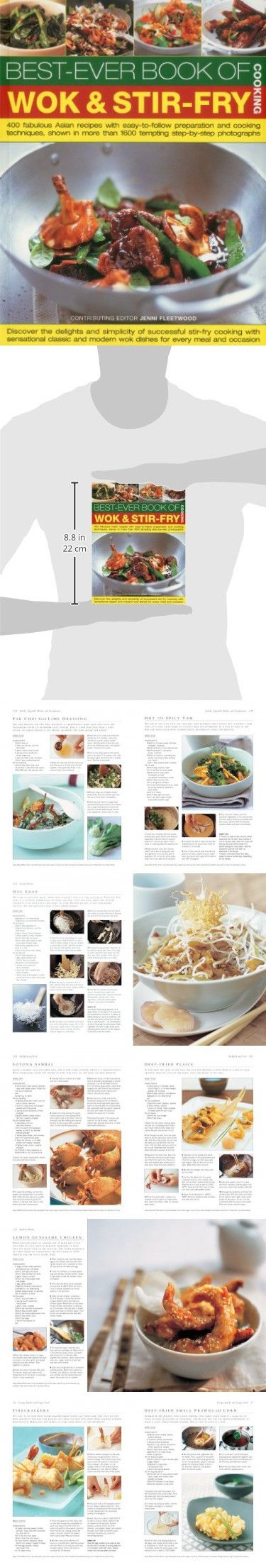 15 best thai cookbooks images on pinterest thai food recipes best ever book of wok stir fry cooking 400 fabulous asian recipes with forumfinder Images