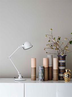 "Haymes paint - colour SPATIAL ""This cool, calm and muted tone evokes a clean, sophisticated style, easily played up with natural foliage and pastel wisps of colour."""