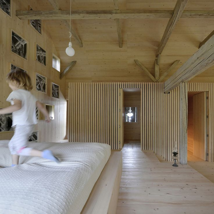 Gallery of Alpine Barn Apartment / OFIS Architects - 26