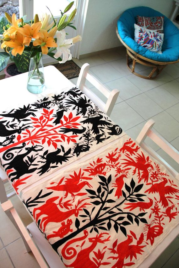 TWO Limited edition Collector's  RED and BLACK  by CasaOtomi…