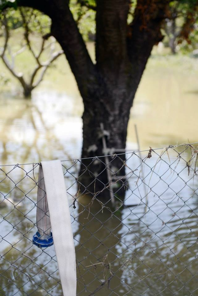 Povodne na Dunaji 2013