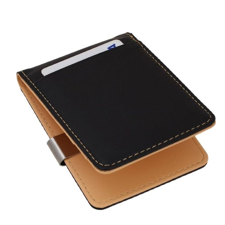 Mens Wallet Money Clip Credit Card Holder Best Mens Extra Slim Wallet Cool Thin