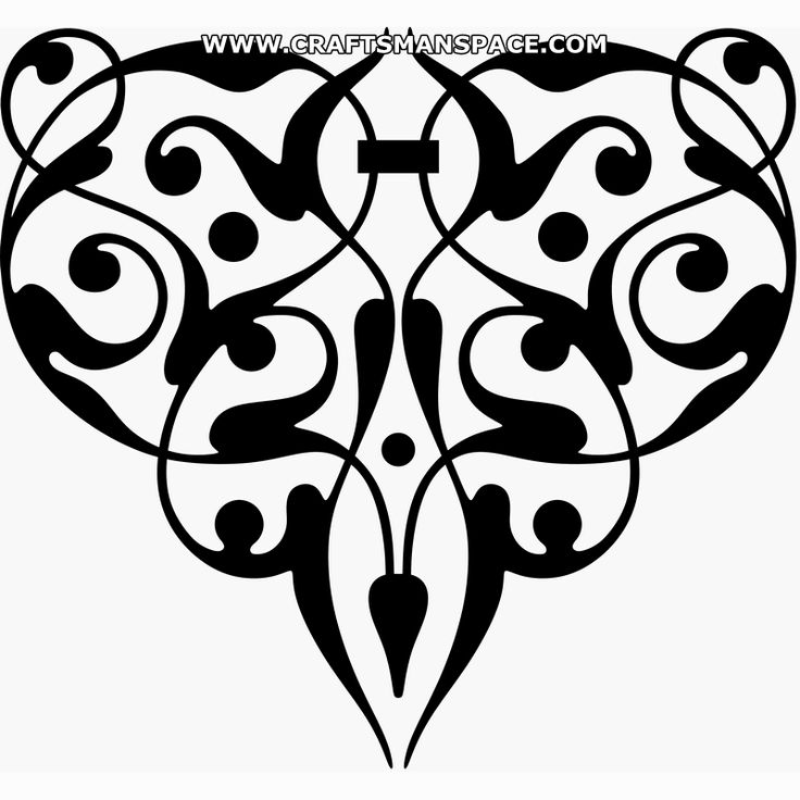 A very simple black and white pattern which can be used independently or arranged in a circle. Description from craftsmanspace.com. I searched for this on bing.com/images
