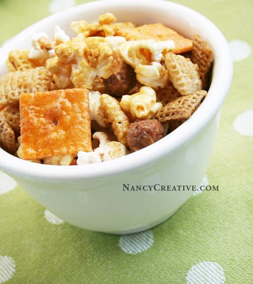 Chexicago Party Mix–a great party snack! | My Favorite Recipes ...