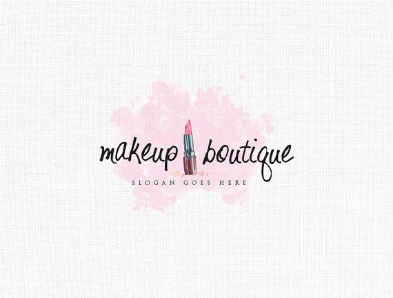 Beauty Makeup Logo Design Boutique Logo Fashion Logo
