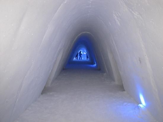 10 incredible ice hotels