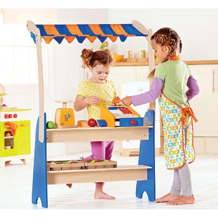 Fresh Food Market - Hape for sale by Little Shop of Treasures. Other Hape available now at LSOT.