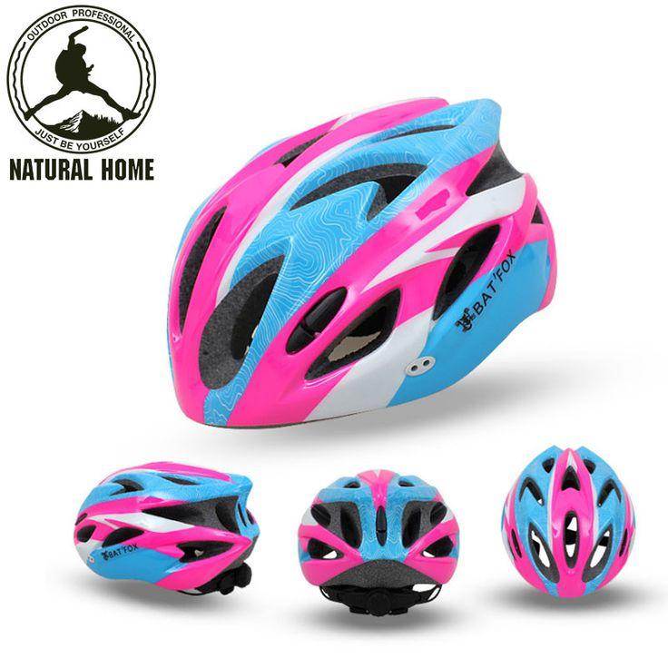 NaturalHome Ultralight Mtb Fietsen Mannen Vrouwen Helm Sport Fietshelm Fietsen Capacete Ciclismo Casco
