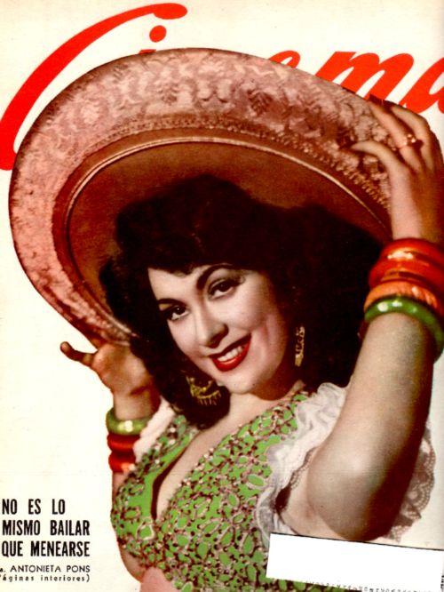 amartin1030:      Cuban beauty Maria Antonieta Pons