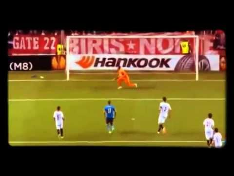Amazing GOAL!!! Ricardo Quaresma Sevilla vs Porto 4-1 10-04-2014