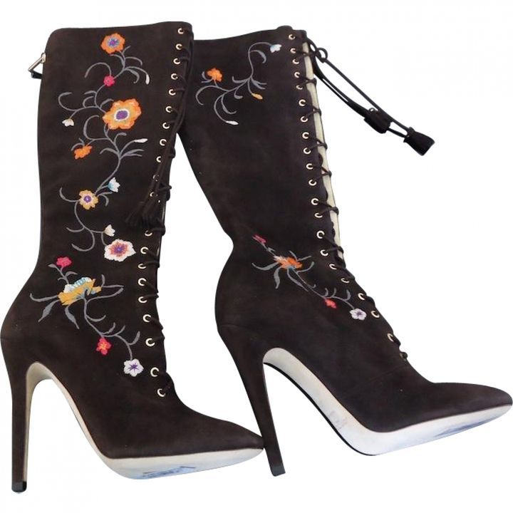 Jimmy Choo Boots on shopstyle.co.uk