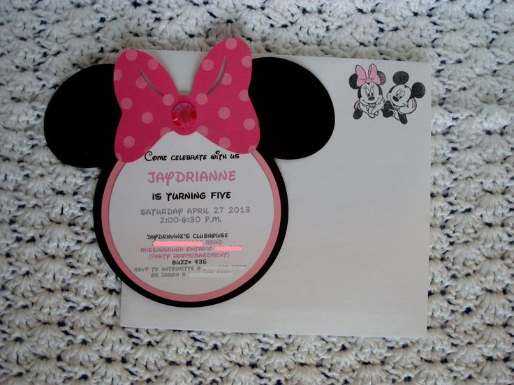 101 best images about Birthday Party Invitations – Diy Birthday Party Invitations