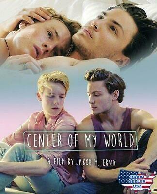 Center Of My World Dvd 2017 German W English Subs Tla Release 758149703237 Ebay Louis Hofmann Woman Movie My World