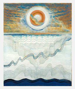 :-SECRETMODIGLIANI-Max Ernst - La mer - Beltracchi