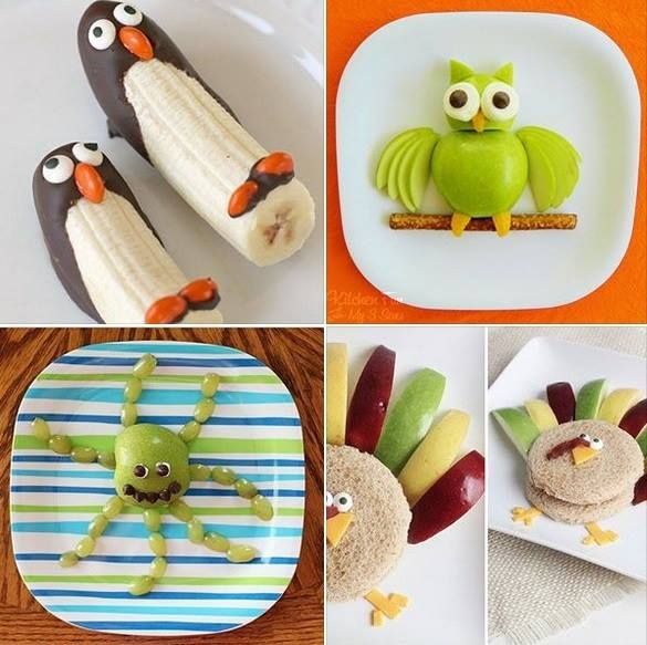 The Most Creative And Fun Food Art...