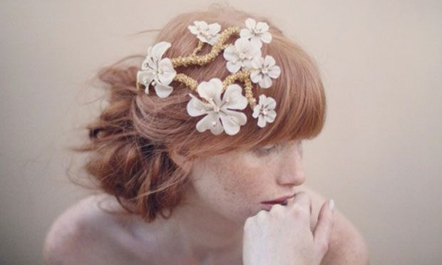 Penteados de noiva fazem sucesso no Pinterest - Cabelos - MdeMulher - Ed. Abril