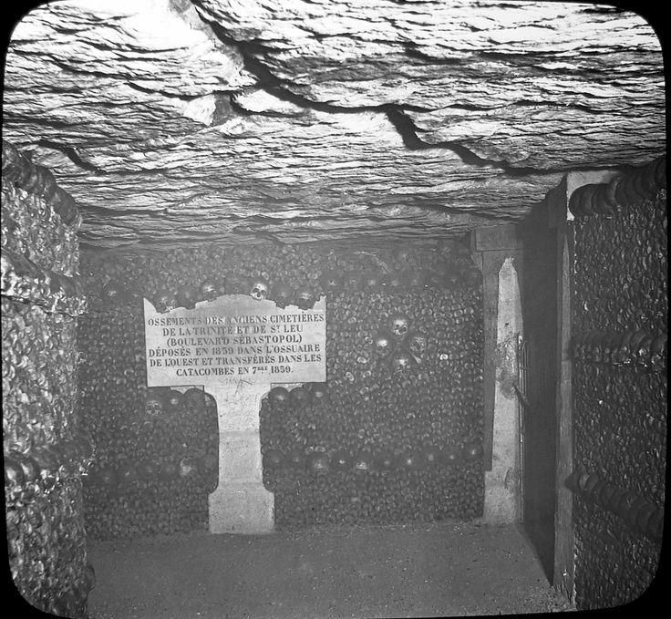 The Catacombs - Paris