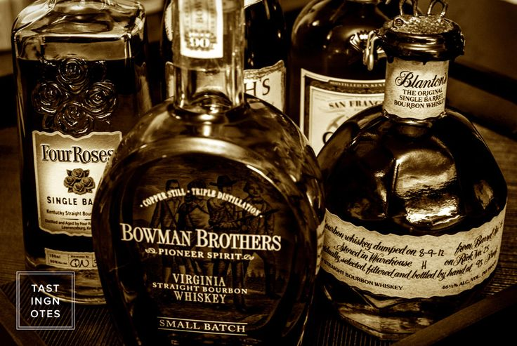 Tasting Notes: 5 Great Small Batch Bourbons