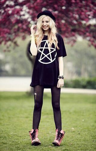 ☯✰ have a dose of grunge, alternative & dark fashion ✰☯