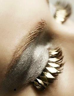 Silvester Make-Up Inspiration - Silvester Look