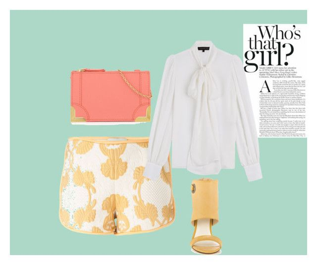 """""""Color of the day/ Sunflower"""" by cata-caicedo on Polyvore"""